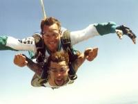 Tandemsprung aus 3000 - 4000 Meter  (209€  pro Person)
